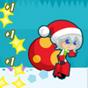 Дядо Коледа - момиче бегач