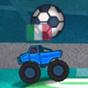 Футбол за камиони – чудовища