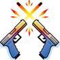 Двойка пистолети