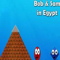Боб и Сам в Египет