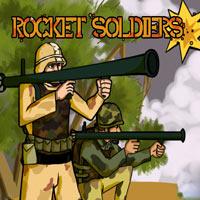 Войници с базука