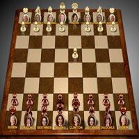 Шах с Обама