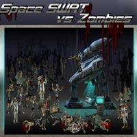 Космически отряд срещу зомбита