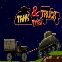 Танк и камион