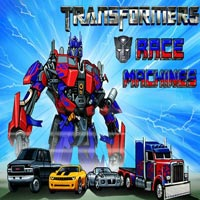 Трансформърс - състезанието