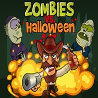 Зомбита срещу Хелоуин