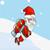 Дядо Коледа с джетпак